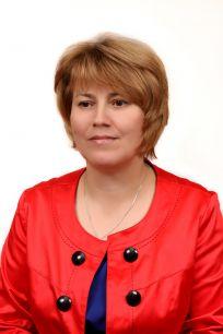 Zdjęcie radna rady gminy Halina Cwynar