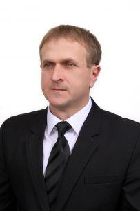 Zdjęcie radny rady gminy Dariusz Krupa