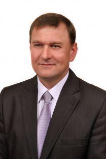 Zdjęcie radny rady gminy Marek Gerlach