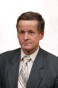 Zdjęcie radny rady gminy Adam Kwiatkowski