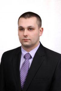 Zdjęcie radny rady gminy Mariusz Masłyk