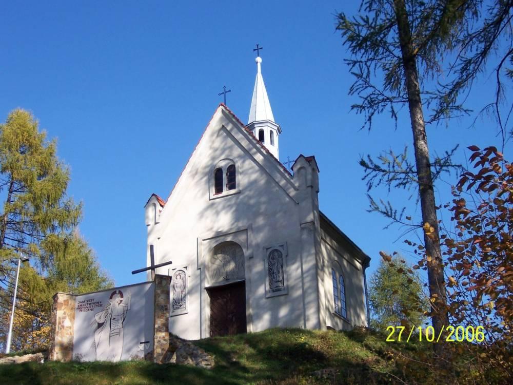 Zdjęcie kaplicy św. Michała w Bliznem
