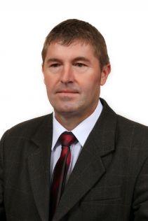 Zdjęcie wiceprzewodniczący rady gminy Edward Szewczyk